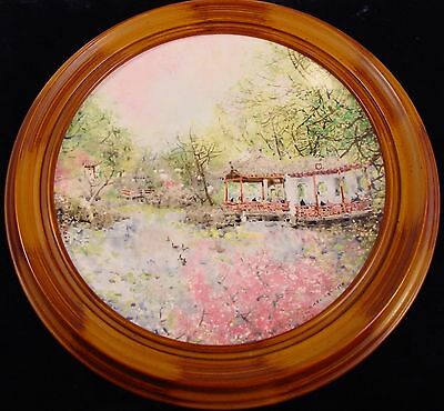 Garden Of Tranquility 1st in Series in Reflections of China Royal Doulton