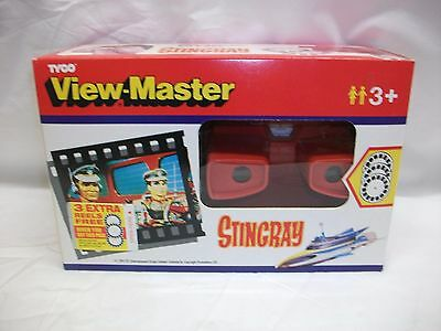Vintage Tyco View Master ~ Stingray Edition Gift Set ~ Brand New