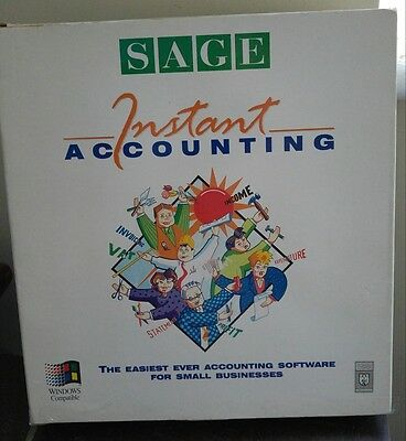 Sage Instant Accounting