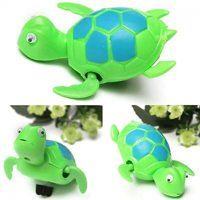 Kids Bath Time Animal Baby Turtle Toys Swimming Pool Floating