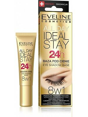 142,71EUR/100ml EVELINE IDEAL STAY 24H Eyeshadow Base Lidschatten Basis 7ml