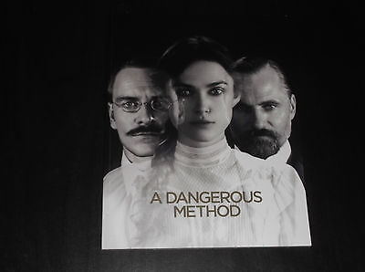 A DANGEROUS METHOD- David Cronenberg- Viggo Mortensen- Michael Fassbender