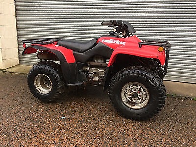 Honda TRX250, 2wd, 2002, manual, ATV, Quad bike - road registered