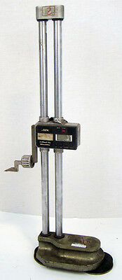 """SPI  electronic height gage 0-18""""/0-450mm 0.01/0.001in"""