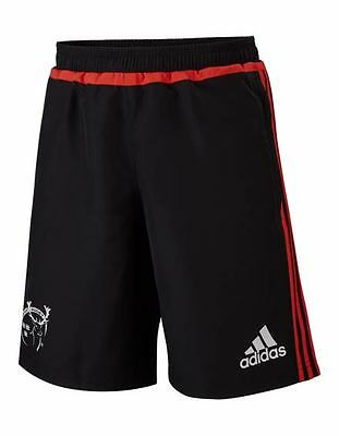 Munster Woven Rugby Shorts 2015/16