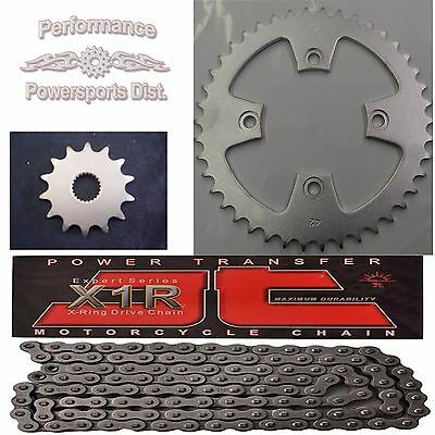 Can-Am Ds450 Sprocket & Jt X1R X-Ring Chain Set 14/42  08 - 15  Not For Xmx Slv