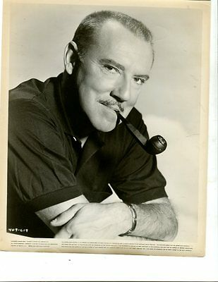 1940s Vintage Movie Photo Actor Gale Gordon