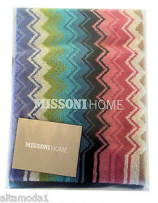 MISSONIHOME BRANDED PACKAGE RALPH 100 HAND TOWEL 40x70cm - OSPITE BUSTA LOGATA