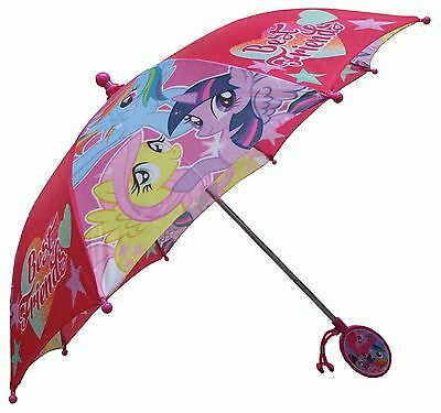 My Little Pony Girls Umbrella - with 3D handle - LPR45693ST