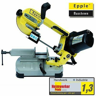 Epple BS125GS Mitre box saw continuous metal band saw Table Saw Blade 230 V