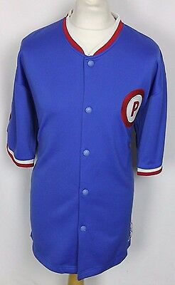 #94 Vintage Pj Mark Baseball Jersey Shirt Mens Large Phillies Style