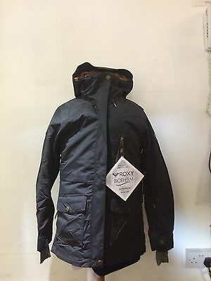 Ladies Roxy Snowboard Jacket Xs Bnwt