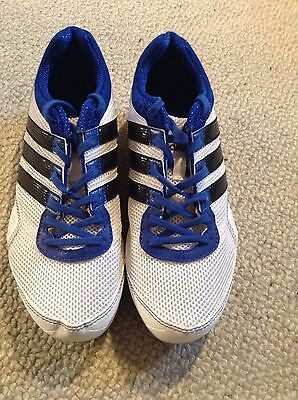 Adidas Arriba 2 Junior track spikes running trainers-size 4 -very good condition