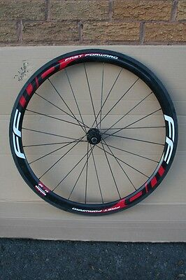 Fast Forward F4R DT240 Rear Tubular Carbon 700C 45mm Wheel - Ex-Team