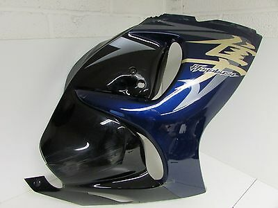 Suzuki GSX1300 GSX1300R GSX 1300 Hayabusa 08 Right Hand Side Fairing Panels Blue