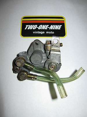 Vintage  Can Am Mx Tnt 175 Oil Injector Mikuni Vintage Motocross  Freeshipus+Can
