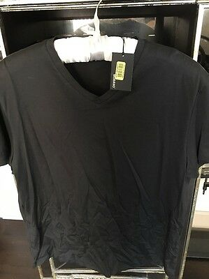 NEW Murano Men's XL Gray Fitted T-Shirt Soft Short Sleeve Tee NWT