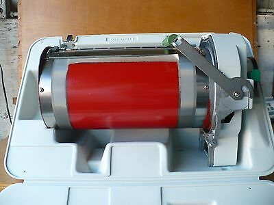 Riso Risograph GR Color Drum Red Color with case - Untested