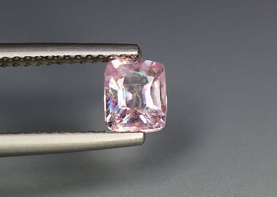 0.77 Cts_Glettering_Loose Gemstone_100 % Natural Unheated Burmesh Pink Spinel