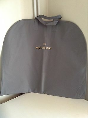 Mulberry Suit Cover Grey