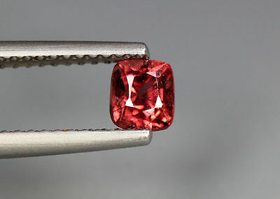 0.64 Cts_Glettering !! Loose Gemstone_100 % Natural Unheated Burmesh Red Spinel