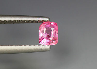 0.38 Cts_World Class Rare Collection_100 % Natural Unheated Burmesh Pink Spinel