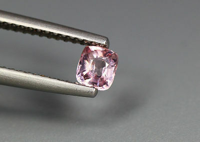 0.33 Cts_Unbelievable Gem Miracle Collection_100 % Natural Pink Spinel_Burmesh