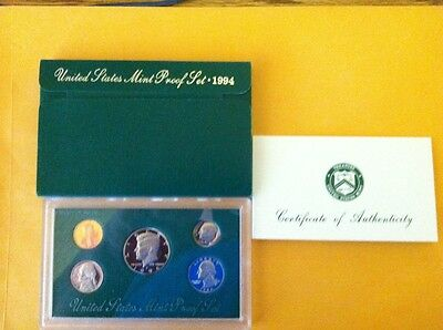 1994 U.S. Mint proof set in OGP. Will combine wins = low shipping!