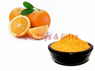 Scented Oil Burner Simmering Granules Orange 200g