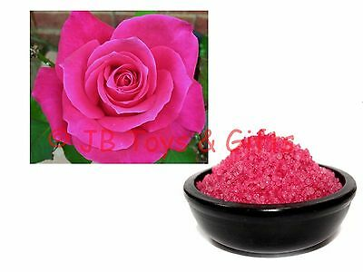 Scented Oil Burner Simmering Granules Summer Rose 200g