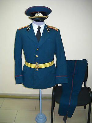 Russian Soviet Parade Uniform Of The Lieutenant Colonel Of Artillery - Army Ussr