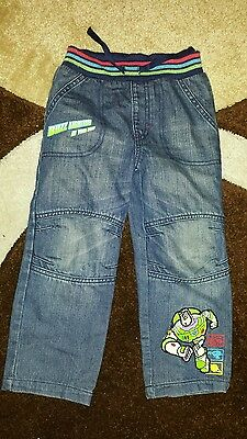 toy story jeans for 4-5 years old boy