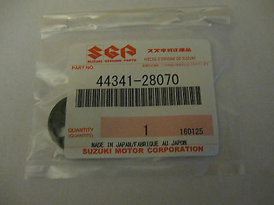 Suzuki Petcock Gasket Seal Part # 44341-28070 Ts Tc Rm Free Ship U.s. + Canada