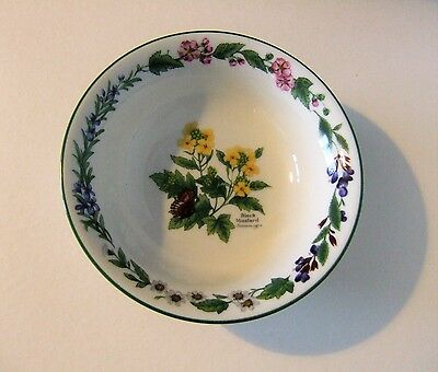 Royal Worcester  Black Mustard Worcester Herbs Bowl