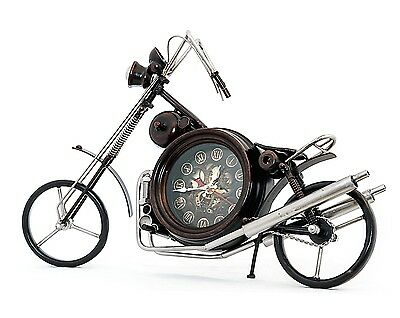NEW The Road Dog - Rustic Handmade Clock From The Barrel Shack Rerail $480