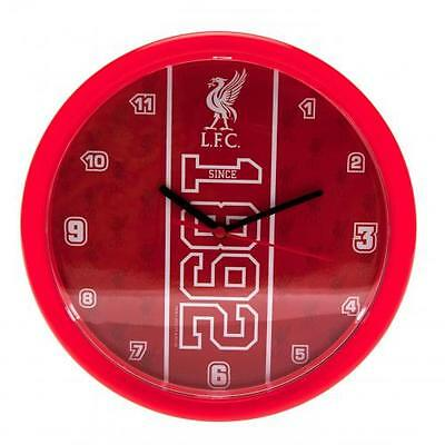 Liverpoo F.c. Official Crested Wall Clock (Since 1892)