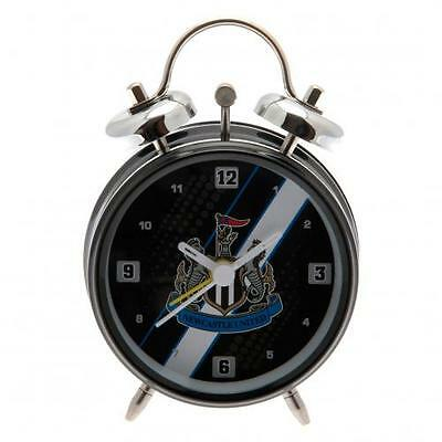 Newcastle United FC Official Crested Bell Alarm Clock
