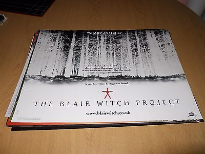 The Blair Witch Project Uk Mini Quad #2