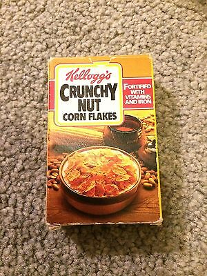 Kelloggs Crunchy Nut Cornflakes Playing Cards - Vintage