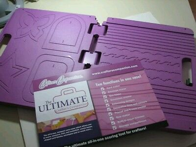 crafters companion ultimate pro Limited Edition