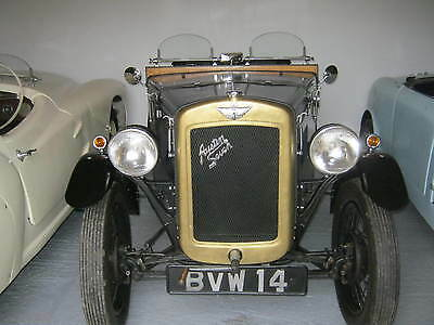 1934 type approved austin 7 touring special.full ground up re-build wonderfulCar