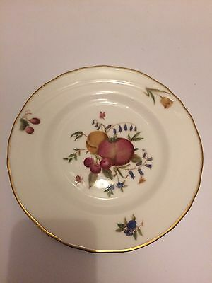 Royal Worcester Delecta Plate