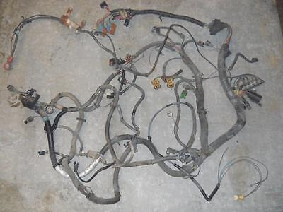 88-94 Chevy GMC C/K Truck COMPLETE UNDER HOOD ENGINE HARNESS for 350 TBI 4L80E
