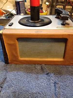 rca victor 45 record player For Repair