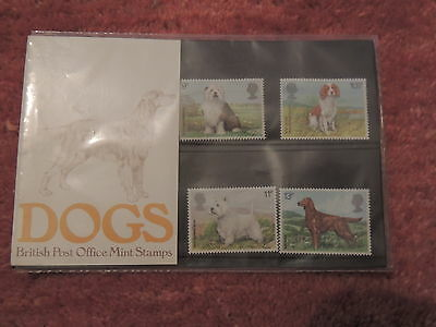 Dogs Stamps First Day Cover
