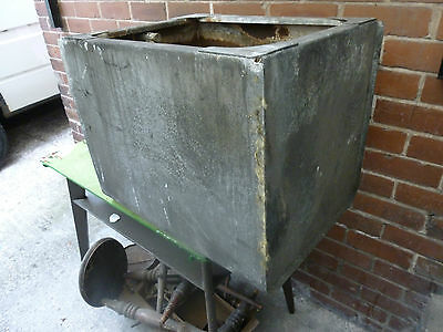 Old Vintage Antique Water tank ideal garden feature