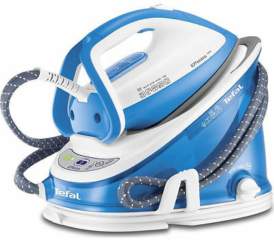 Tefal GV6760 Steam Generator Iron 2200watt Effectis - Blue