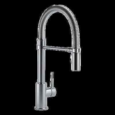 Delta 9659-AR-DST Trinsic® Pro Arctic® Stainless Single Handle Pull-Down Kitchen