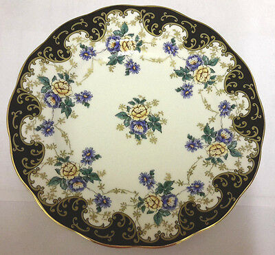 Royal Albert 100 Years of 1910 Duchess Side Plate Ex display