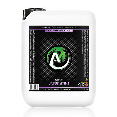 Alien Magic Prep PRO Paint Decontamination Wax Alcohol Panel Wipe 500ml 2 Cloths